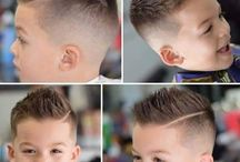 Cortes de cabello para niños adultos y adolescentes