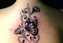 my work Tattoo