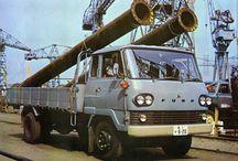MITSUBISHI Classic Japan Truck 50's ~ 70's