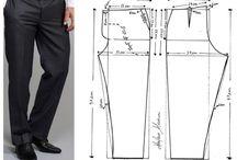 calças homem