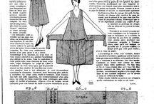 robe projet