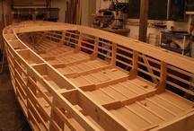 Klasické lodě / Stavba a renovace dřevěných lodí, doplňků a lodních dílů.