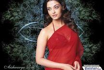 Aishwarya in lace