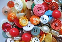 Boundless Buttons / Many different kind of buttons and pattern designs. / by Connie Fulton