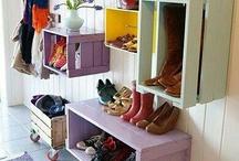 schowki na buty