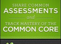 common assessments / by Allison Kennedy
