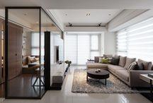 Urban interiors / urban interior styling