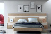 Dormitorios ESENZIA 2.0 / Fotos de los ambientes del catálogo Esenzia 2.0, donde podrás ver una gran variedad de fotografias de dormitorios que Baixmoduls fabrica.