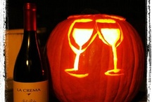 Drink In Tube Halloween / Each year when the 31st October rolls around, we celebrate #Hallowine... er, sorry, #Halloween! A collection of all the best wine-related #Halloween decorations, outfits, drinks and the like.