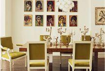 dining room  / by Brooke Sberna
