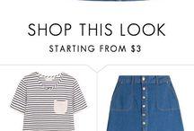 Clothes stuff