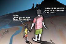 Cartones Dibujos Humor / by Noticabos Noticias