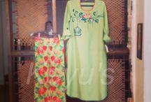 Karigari / Semi formal Tunics and Pallazo sets