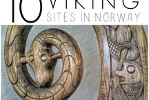 Norway / Visiting Norway, an amazing Northern Country full of culture.