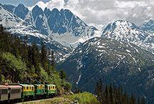 Train travel / by Billie Piché