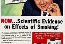 Cigarette Advertising / Cigarette Advertising