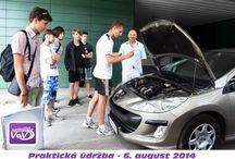 Praktická údržba Autoškola VaV