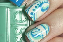 Nails / by Mary Driscoll