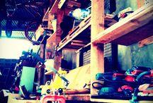 FK Upcycled Workhouse / warehouse for urban idea Jl.Riung Galih no.14 Bandung