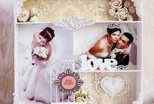 свадебный скрап