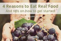 Real Food Reasons n Choices