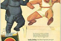Crazy Vintage Ads / by Lauren Davis