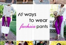 how to wear pants