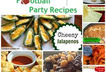 FOOD | Party Recipes