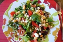 A l l  T h i n g s S a l a d / Salad recipes I would like to try / by Melissa Scott