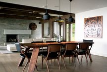 Design- Dining room / by Summer Perriton Bell