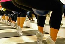 Fitness / by Nina Manriquez