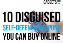 Self defense and survival