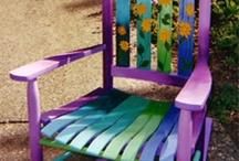 Crafty - Furniture / DIY Furniture: Building, Sanding, Repainting, Staining, Antiques, Yard Sale/Flea Market/Garage/Trash Finds, etc.