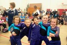Girl's Gymnastics @ RGTC / by Melissa Otto-Whitesell