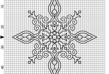 Cross Stitch / Counted Cross Stitch patterns