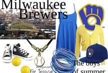 Milwaukee Brewers.... / by Regina Kurylo Hackney
