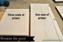 DIY Cabinets & Countertops / by Diane Salter