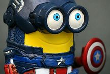 Minion Madness / I just go crazy with the mention of minions. luv them.