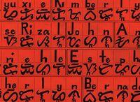 Languages, signs, symb