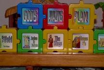 BIBLE CLASS / by Pauletta Cook