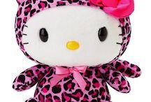 Hello Kitty Fanatic / by Ana May Abutas