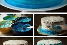 cakes / by Sally Squibb