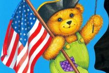 """4th of July Books for Toddlers & Preschoolers / Children love Independence Day. There are hot dogs, beach parties, baseball games, and fireworks. But for young kids, there may also be questions about the significance of July 4th — for starters, """"What does """"Independence Day"""" mean?"""" You answers to these questions can give them some great reasons to love their country, on the Fourth and all year-round. Check out these great books to help foster your little ones excitement."""