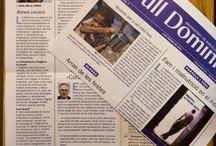 Prensa / Publicaciones y Prensa donde hemos salido.