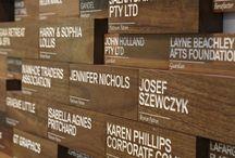 sponsor wall