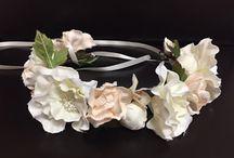 Beautiful Bridal Headpieces