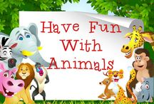 Kids Educational Resources / You'll find all that you need to keep your kids engaged and entertained here. What's more, they learn a lot of new things too!