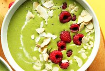 SMOOTHIE BOWLS / Recipes and ideas for healthy smoothies.