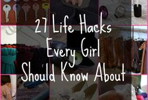 Life Hacks / Life is complicated enough. These creative life hacks make it easier.