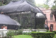 Invernaderos y Parques